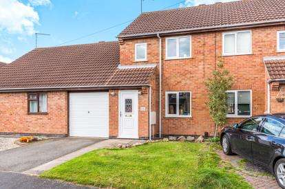 3 Bedrooms House for sale in Woodbank, Burbage, Leicester, Leicestershire