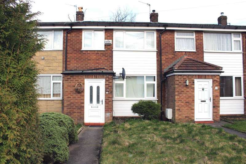 3 Bedrooms Town House for sale in Russell Close, Bolton