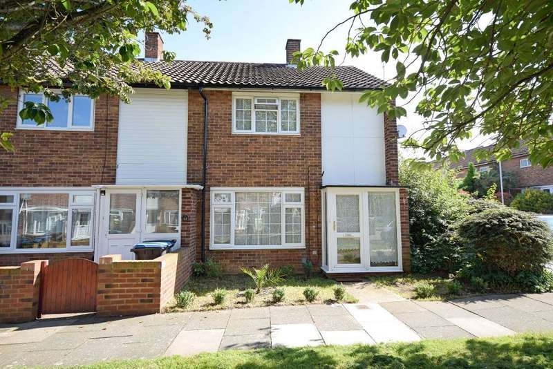 2 Bedrooms End Of Terrace House for sale in Halling Hill, Harlow, CM20 3JL