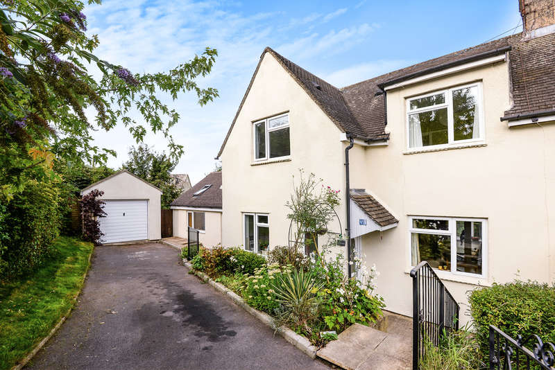 3 Bedrooms Semi Detached House for sale in Nailsworth
