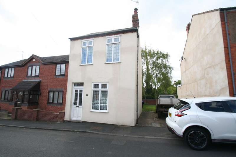 2 Bedrooms Detached House for sale in Ward Street, Coseley