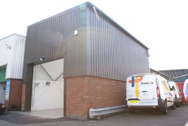 Garage Commercial for sale in MOT Test Center & Garage, Aston, Birmingham, B6 7AS