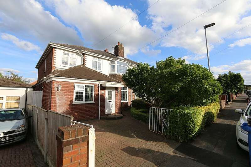 5 Bedrooms Semi Detached House for sale in Euclid Avenue, Grappenhall, Warrington, Cheshire, WA4 2PS