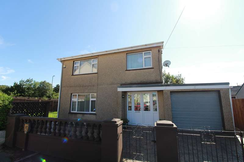 3 Bedrooms Detached House for sale in Arnold Place, Tredegar, NP22