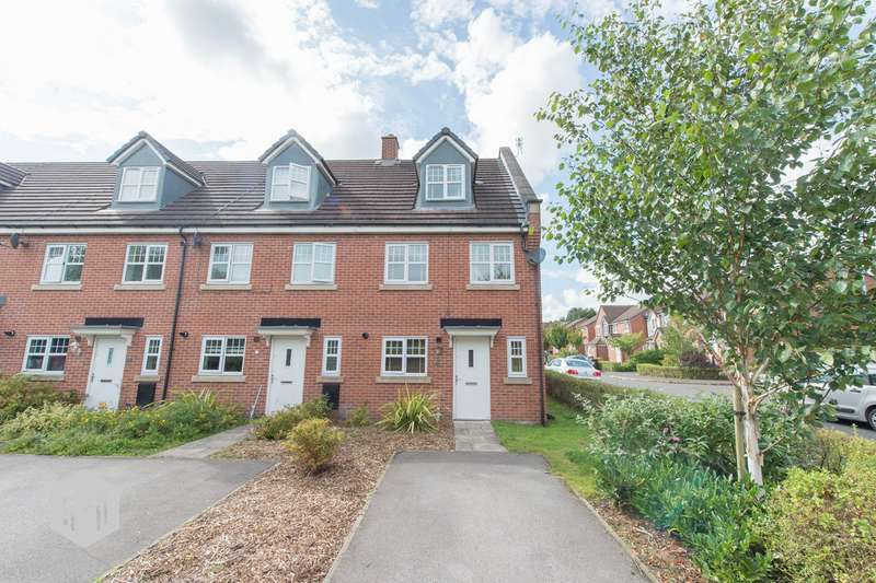 4 Bedrooms Terraced House for sale in Valley Mill Lane, Bury, BL9