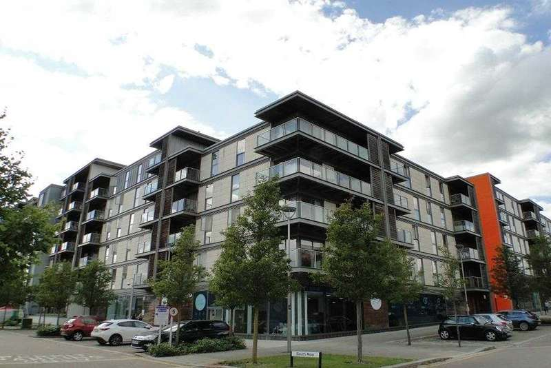 3 Bedrooms Apartment Flat for sale in Merrivale Mews, Milton Keynes