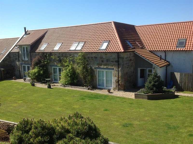 4 Bedrooms Property for sale in Kinneddar Mains Steadings, Saline