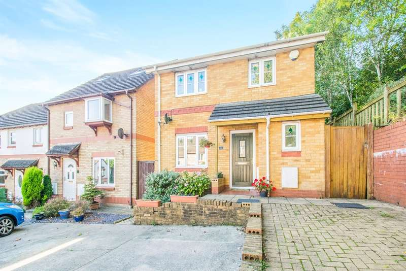 3 Bedrooms Detached House for sale in Clos Y Carlwm, Thornhill, Cardiff