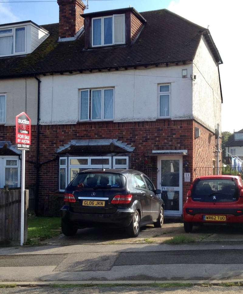 4 Bedrooms Terraced House for sale in Quarry Road, Maidstone, Kent, ME15 6UB