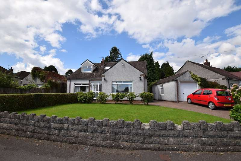 4 Bedrooms Detached House for sale in Troed-y-Rhiw , Rhiwbina, Cardiff. CF14 6UR