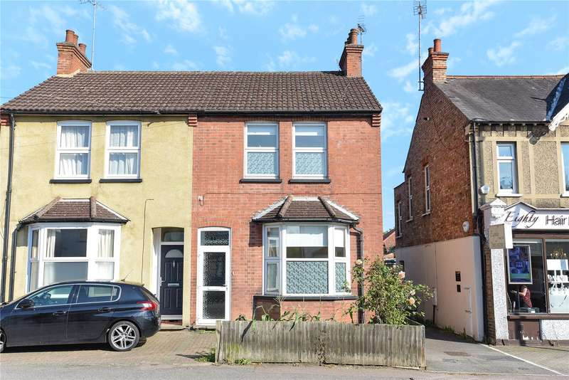 3 Bedrooms Semi Detached House for sale in High Street, Northwood, Middlesex, HA6