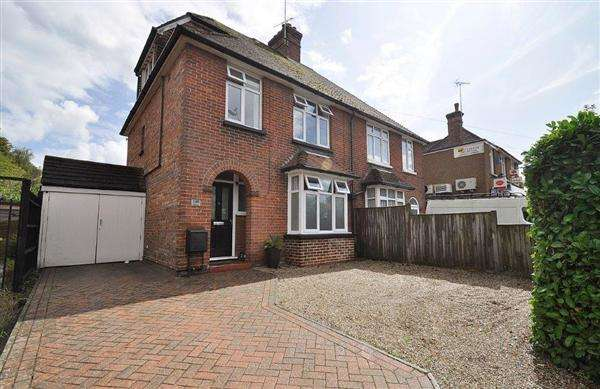 4 Bedrooms Semi Detached House for sale in ASHFORD TN24