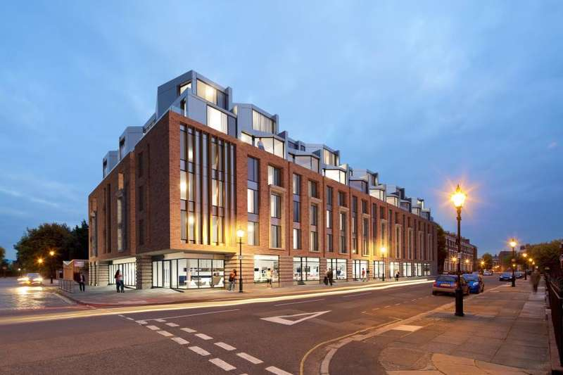 1 Bedroom Apartment Flat for sale in Falkner Place, Georgian Quarter, Liverpool City Center