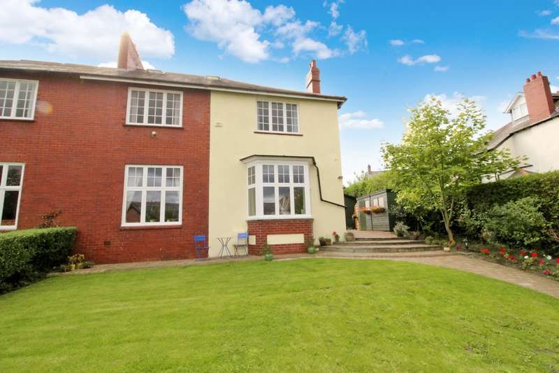 5 Bedrooms Semi Detached House for sale in Elm Bank Road, Wylam