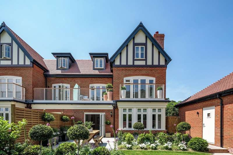 5 Bedrooms Semi Detached House for sale in Taplow Riverside, Mill Lane, Taplow, Maidenhead, SL6