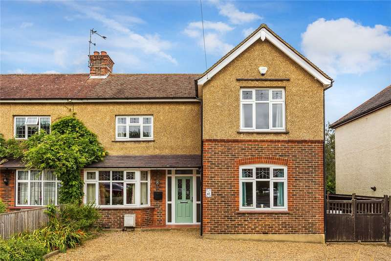 4 Bedrooms Semi Detached House for sale in Court Road, Caterham, Surrey, CR3