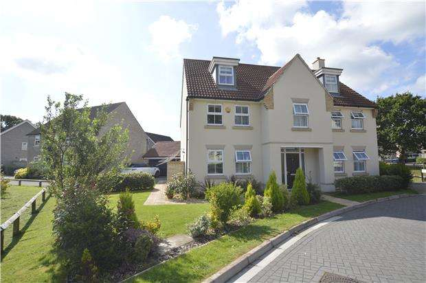 5 Bedrooms Detached House for sale in Wylington Road, Frampton Cotterell, BRISTOL, BS36 2FL