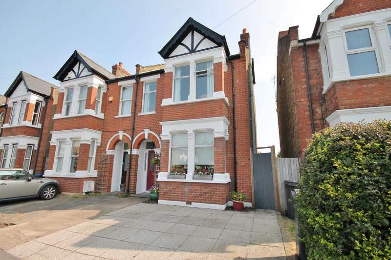 5 Bedrooms Semi Detached House for sale in Elm Road, New Malden