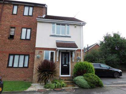 2 Bedrooms Semi Detached House for sale in Steeple View, Essex