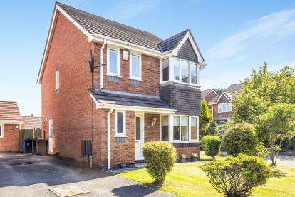 4 Bedrooms Detached House for sale in Squires Close, Hoghton, Preston, Lancashire