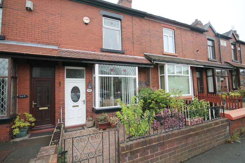 3 Bedrooms Terraced House for sale in Hulton Lane, Deane, Bolton, BL3 4LH