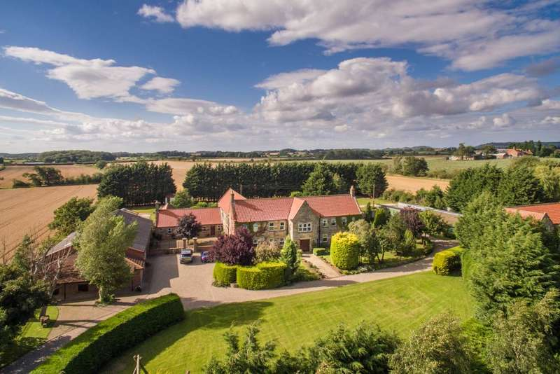 8 Bedrooms Country House Character Property for sale in Bartle Bridge & Boarding Kennels, Great Ayton, Stokesley, TS9 6QB