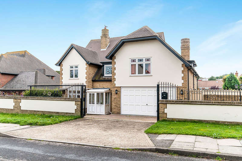 5 Bedrooms Detached House for sale in Dumpton Gap Road, Broadstairs, CT10