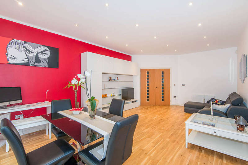 2 Bedrooms Flat for sale in Gloucester Square, Southampton, SO14
