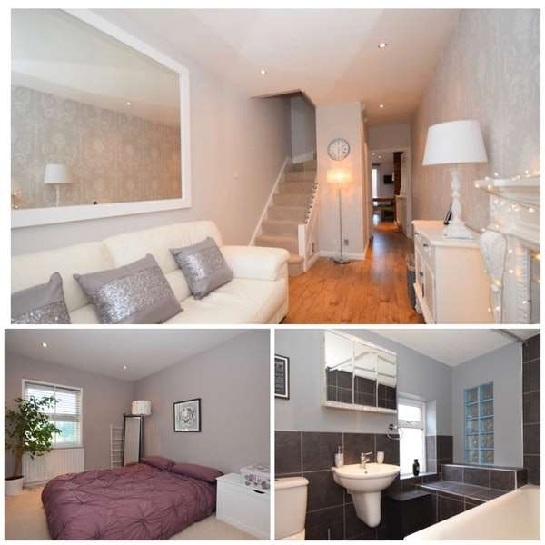 2 Bedrooms End Of Terrace House for sale in Staines Road West, Ashford, Surrey, TW15