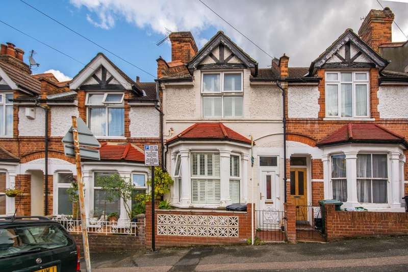 3 Bedrooms House for sale in Abbey Road, Croydon, CR0