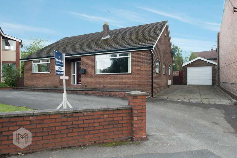 3 Bedrooms Detached Bungalow for sale in Hill Top, Little Lever, Bolton, BL3
