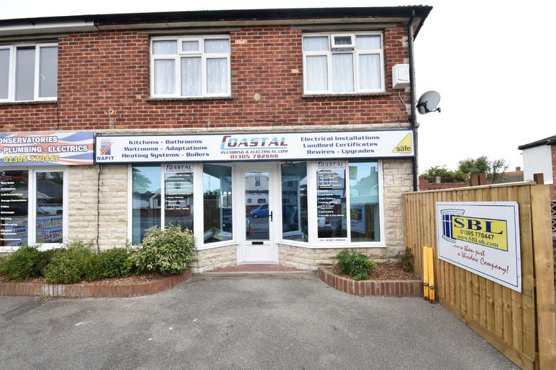Shop Commercial for sale in 167b Portland Road, Weymouth, Dorset DT4 9BQ