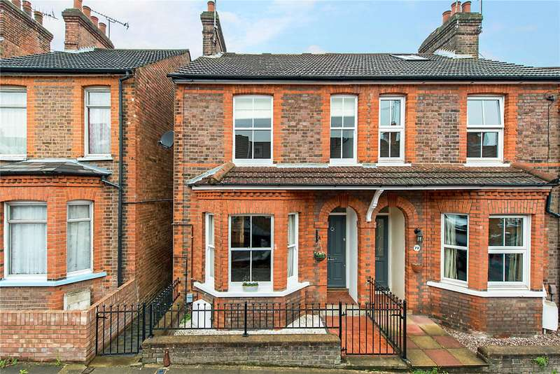 4 Bedrooms Terraced House for sale in Dalton Street, St. Albans, Hertfordshire, AL3