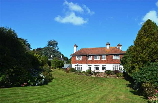 1 Bedroom Flat for sale in Flat 2, Montague House, 5 Moorlands Road, BUDLEIGH SALTERTON, Devon