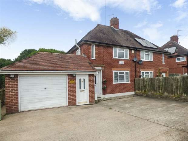 4 Bedrooms Semi Detached House for sale in Tweedale Crescent, Madeley, Telford, Shropshire