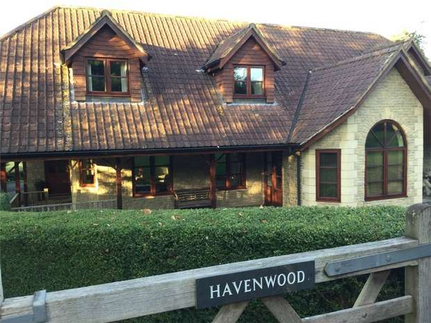 4 Bedrooms Detached House for sale in Havenwood, Court Lane, Corsley, Wiltshire