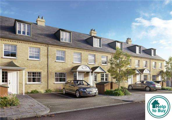 4 Bedrooms End Of Terrace House for sale in Canterbury Road, MORDEN, Surrey, SM4 6QB