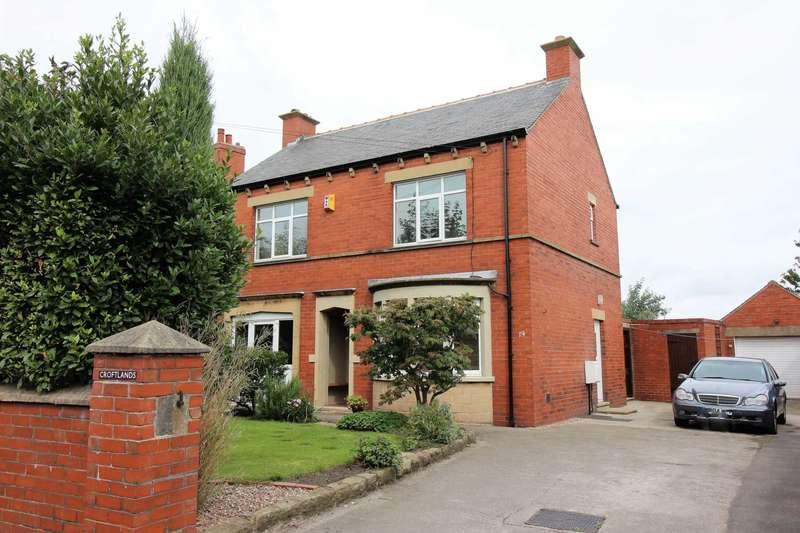 3 Bedrooms Detached House for sale in Upper Lane, Emley