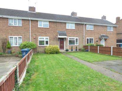 3 Bedrooms Terraced House for sale in Monks Walk, Gnosall, Stafford, Staffordshire