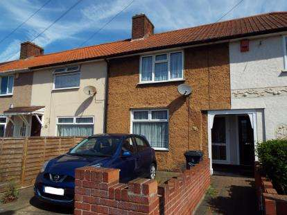 2 Bedrooms Terraced House for sale in Dagenham, Essex, Uk