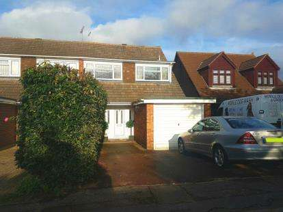 4 Bedrooms Semi Detached House for sale in Wickford, Essex, .