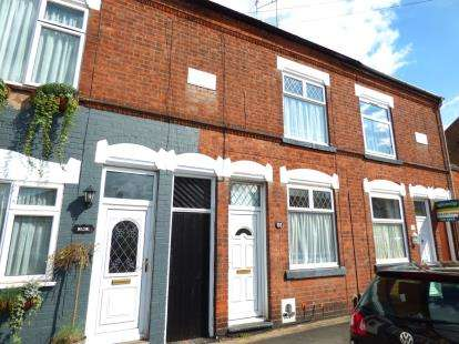 2 Bedrooms Terraced House for sale in Countesthorpe Road, Wigston, Leicestershire