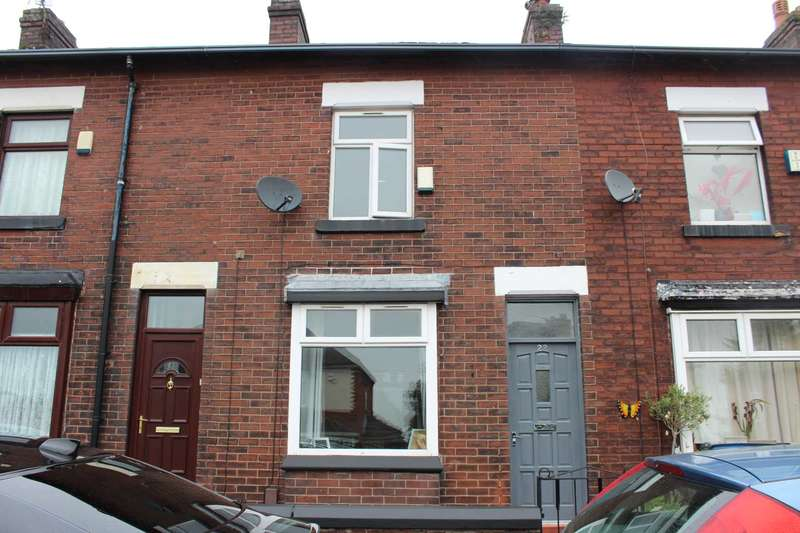 2 Bedrooms Terraced House for sale in Sunnyside Road, Smithills