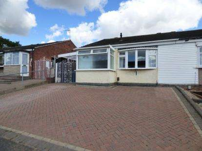 2 Bedrooms Bungalow for sale in Derwent, Tamworth, Staffordshire