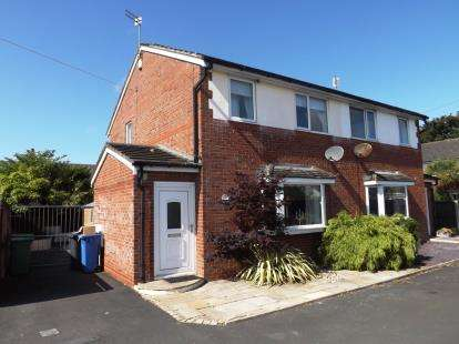3 Bedrooms Semi Detached House for sale in Bonney Street, Thornton-Cleveleys, Lancashire, United Kingdom, FY5