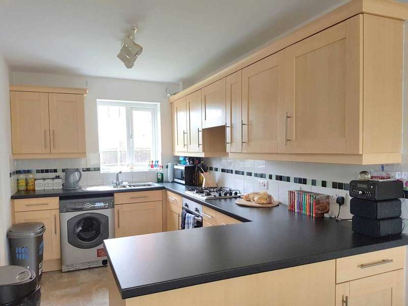 4 Bedrooms End Of Terrace House for sale in Pippin Close, Misterton