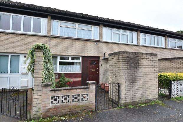 2 Bedrooms Terraced House for sale in Barchester Close, Cowley, Middlesex