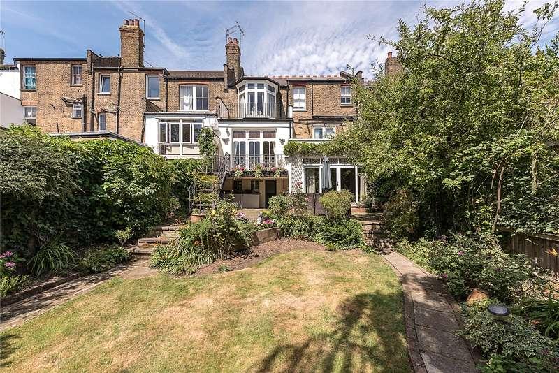 4 Bedrooms Terraced House for sale in Donovan Avenue, London, N10