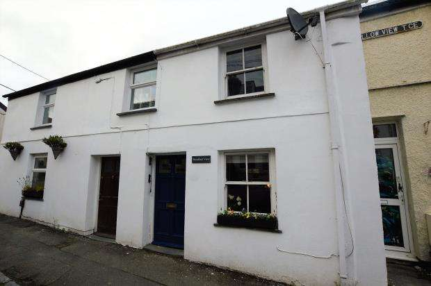 1 Bedroom Terraced House for sale in Underwood Road, Plymouth, Devon
