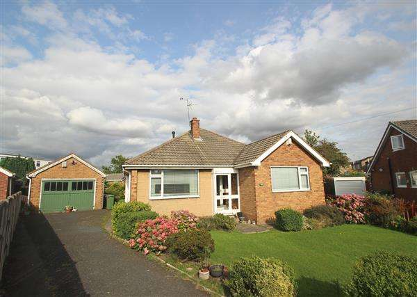 3 Bedrooms Bungalow for sale in Elm Road, Hemsworth